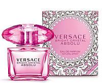Versace Bright Crystal Absolu edt 30ml ladу .Оригинал