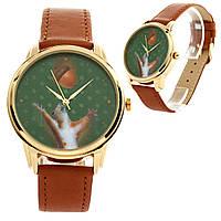 Наручные часы Ziz Белочка с орехом