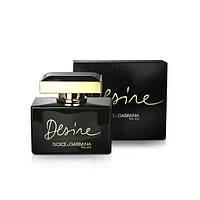 Женская парфюмированная вода Dolce&Gabbana The One Desire EDP 75 ml (лиц.)