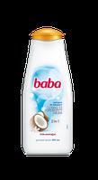 Шампунь и бальзам Baba Cocos для поврежденных волос 0.400 мл.