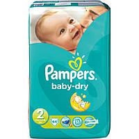 Подгузники детские Мини Pampers