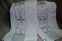 Полотенце банное Gulcan для крещения ребенка - крыжма (Махра 100% хлопок) 70х140 - Турция krug-04