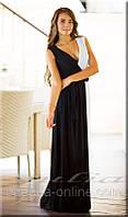 Платье женское в пол yulia