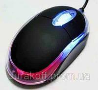 USB оптическая мышка мышь с подсветкой 800 dpi