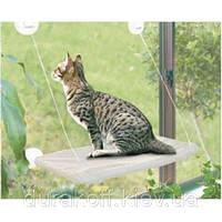 Лежанка подвесная для кошек ТЕПЛОЕ МЕСТЕЧКО