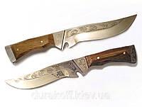 Туристический охотничий нож ручной работы Волк