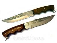Туристический нож ручной работы