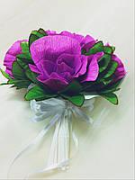 Подарочный букет из конфет ручной работы Весенний каприз