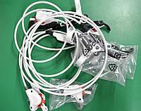 Гидравлические тормоза Shimano BR-M395 белые