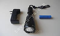 Фонарь подводный Small Sun ZY-213 10000W, мощный светодиодный, аккумуляторный, фонарь для подводной охоты