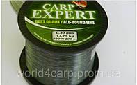 Леска Сarp Expert Dark Green 0,30mm 1200m