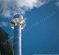 Искрогаситель (дефлектор) для дымохода, нержавейка