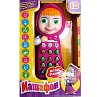 Развивающая игрушка Телефон Маша