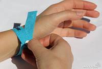 Хлопчато-бумажные браслеты от комаров с экстрактом цитронеллы