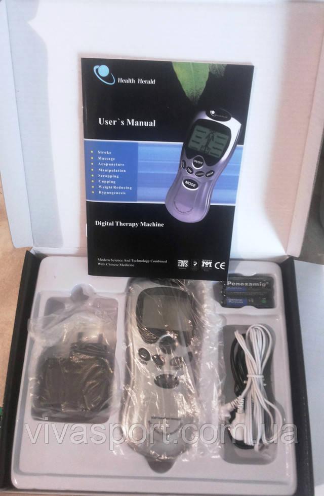 Электростимулятор для пениса shock therapy 14 фотография