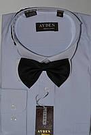 Детская  рубашка AYGEN с бабочкой