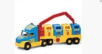 "Tigres ""Super Truck Мусоровоз"" (Wader) 36530"