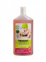 """Эко гель для мытья всех видов полов с органическим эфирным маслом сандала CLEAN&AROMA """"Organic People"""""""