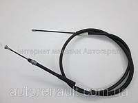 Трос ручного тормоза (короткая/длинная база) Рено Мастер II (Дисковый механизм) -  RENAULT(оригинал)8200021940