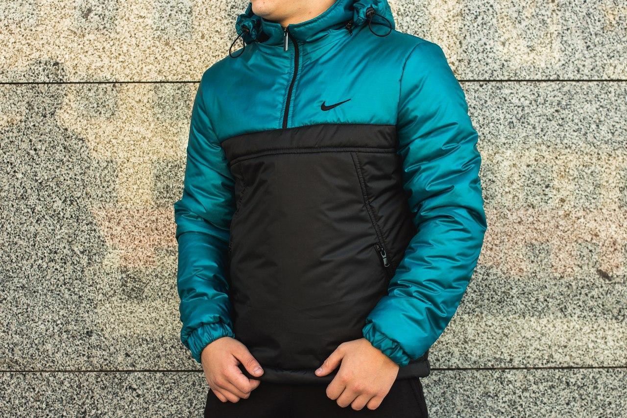 Куртка анорак мужская