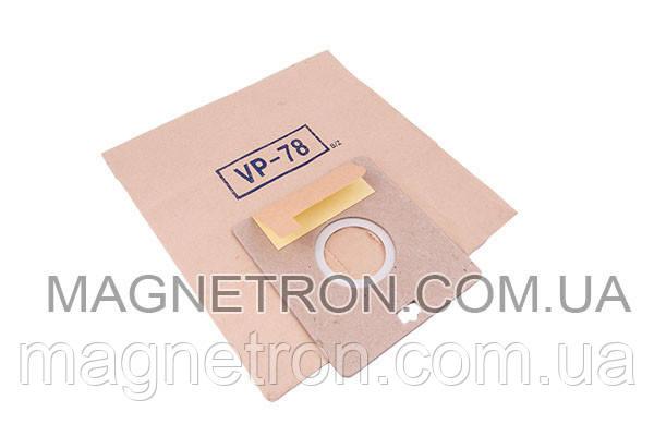 Мешок бумажный для пылесоса Samsung VP-78 DJ69-00216A, фото 2