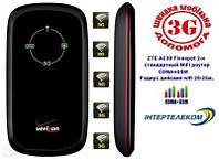 Модем-роутер 3G двухстандартный ZTE AC-30 разлоченый MIFI, интертелеком+ любой оператор