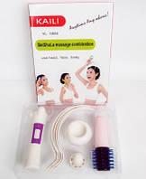 Ручной массажер для головы, лица, тела с насадками KAILI KL- 5886 купить в Украине