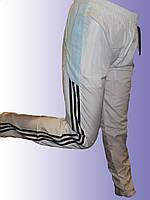 """Брюки спортивные мужские белые  """"Adidas"""""""