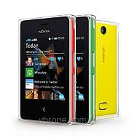 Бронированная защитная пленка для экрана Nokia Asha 500 Dual SIM