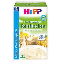 HiPP Bio-Getreidebrei Reisflocken Vorratspack  - Органическая каша с рисовыми хлопьями с 4-го месяца  400г