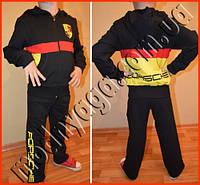 Детская одежда спортивный костюм Порш