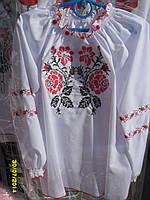 Вышиванка блуза детская 1202 (О.Л.С.)