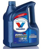 Полусинтетическое моторное масло Valvoline Durablend MXL 5W-40