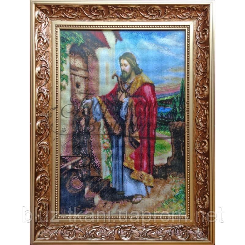 Иисус стучит в дверь