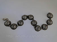 Ажурный браслет на руку для женщин