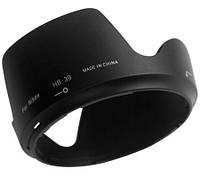 Бленда HB-39 для Nikon AF-S 16-85mm f/3.5-5.6G VR