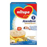 Milupa Abendbrei Getreide-Banane - Вечерняя детская каша зерновые- банан с 4-го месяца 500 г