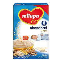 Milupa Вечерняя детская каша 7-злаков с 6 месяцев 500 г
