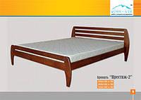 Кровать из дерева Престиж 2
