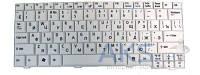 Клавиатура для ноутбука Acer Aspire One 531H,D150,D250,P531,A11O,A150, eMachines 250, Gateway LT1000 RU, (NSK-AJE0R) White