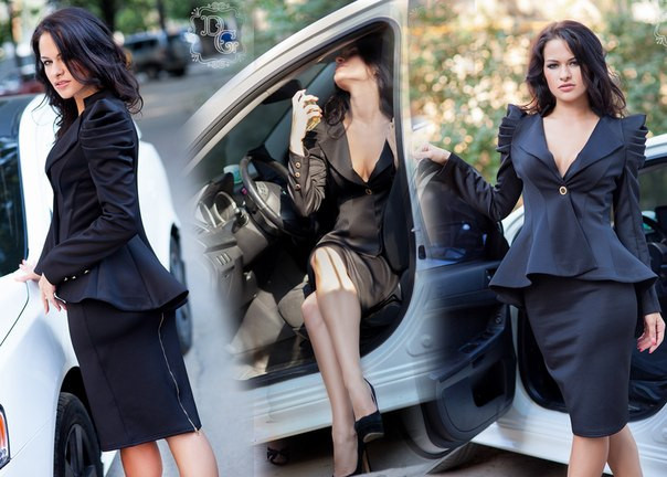 Стильные женские костюмы с юбкой доставка