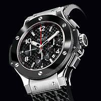 Часы Hublot Big Bang Steel механика мужские