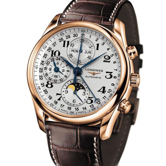 узнали, как мужские часы longines master collection механика данному