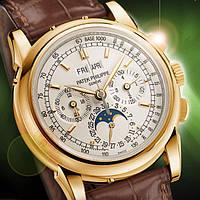 Часы Patek Philippe Perpetual Calendar, механика мужские