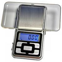 Ювелирные (медицинские/карманные) весы Pocket Sсale (100/200/500 г)