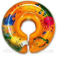 Круг для купания младенцев, новорожденных