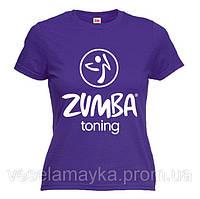 """Футболка """"Zumba Toning"""""""