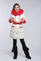 Детское зимнее пальто, фото 1