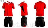 Футбольная форма Liga Sport (LIGA-12-12, красный)
