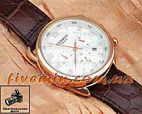 Мужские наручные часы Hermes Paris Wealthcar 608 механика с автоподзаводом качество